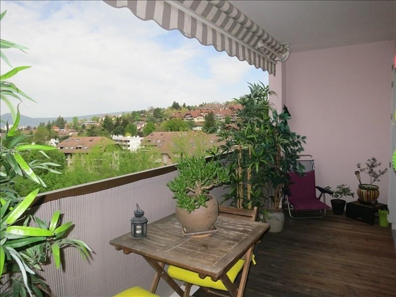 Vente appartement Annecy le vieux 384000€ - Photo 4