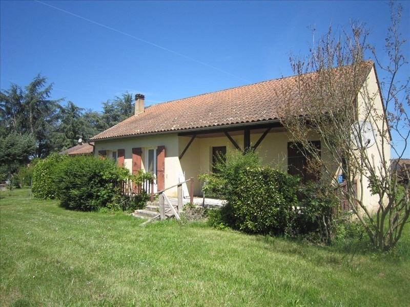 Sale house / villa Siorac en perigord 129600€ - Picture 1