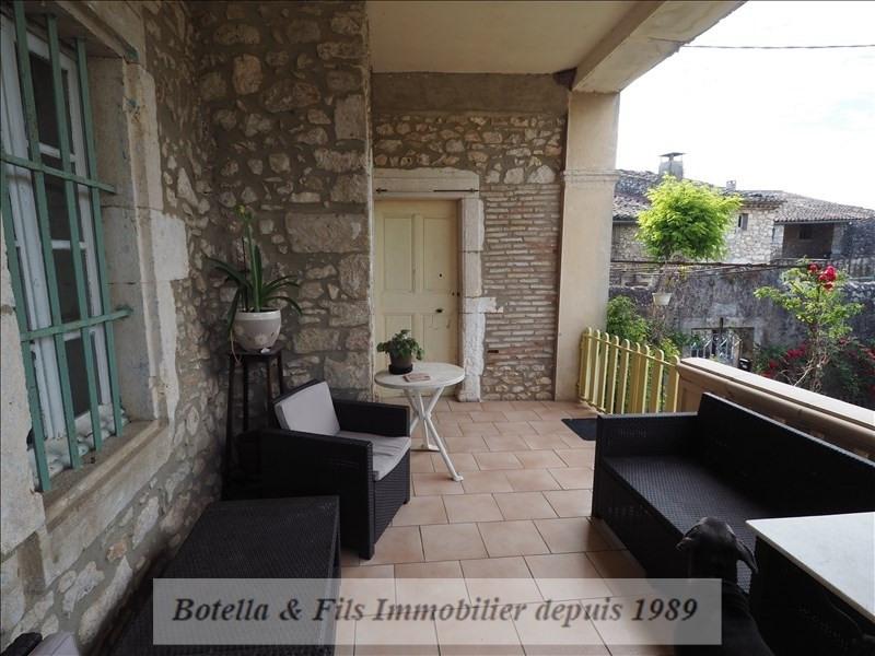 Vente maison / villa Goudargues 318000€ - Photo 2