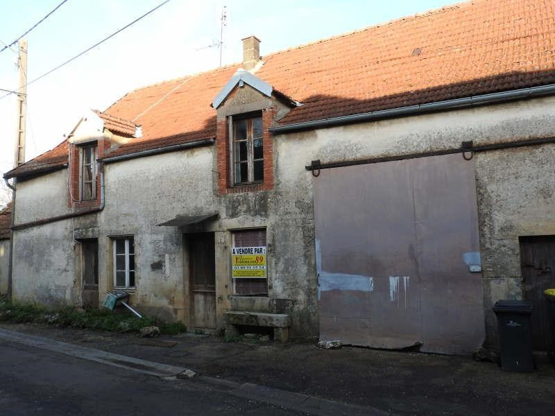 Vente maison / villa Entre chatillon / montbard 19 500€ - Photo 1