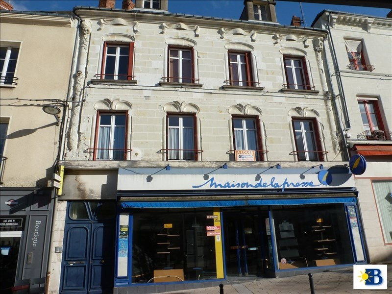 Location local commercial Chatellerault 950€ HT/HC - Photo 1