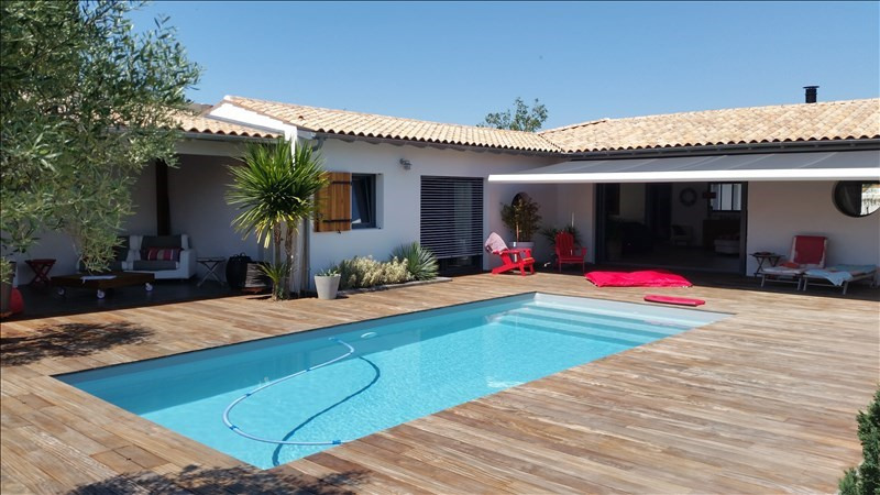 Vente de prestige maison / villa Fouras 875 000€ - Photo 1