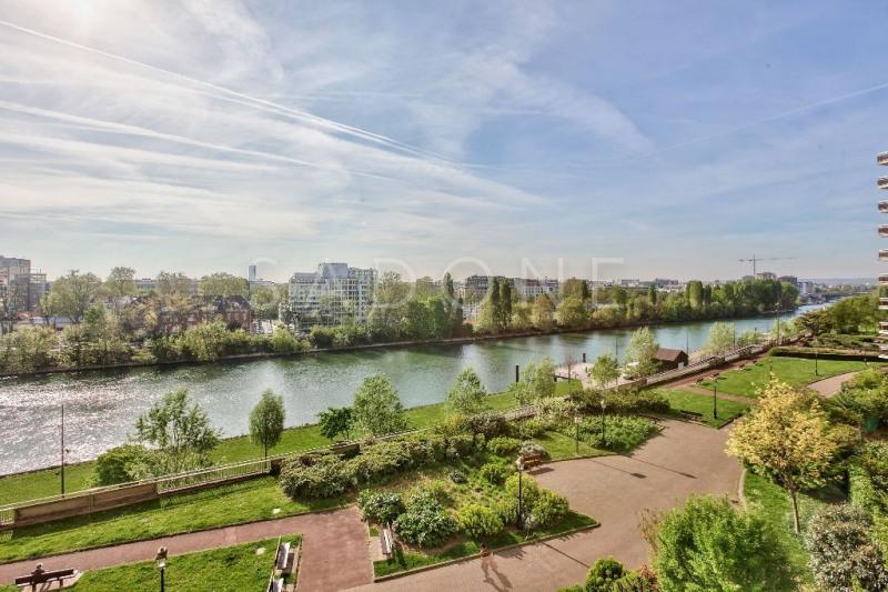 Appartement 105m²  Courbevoie 92400 -