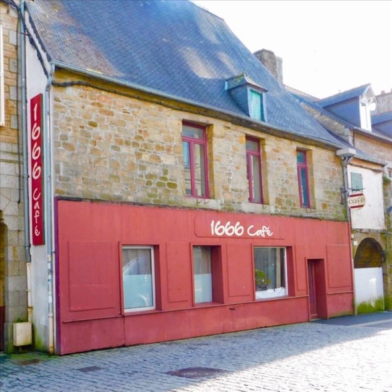 Vente immeuble Guingamp 132300€ - Photo 1