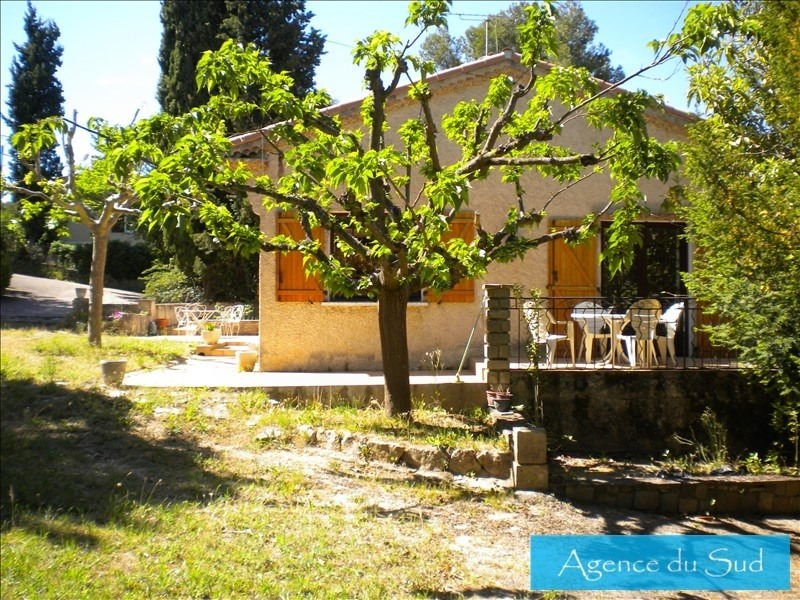 Vente maison / villa La bouilladisse 379000€ - Photo 1