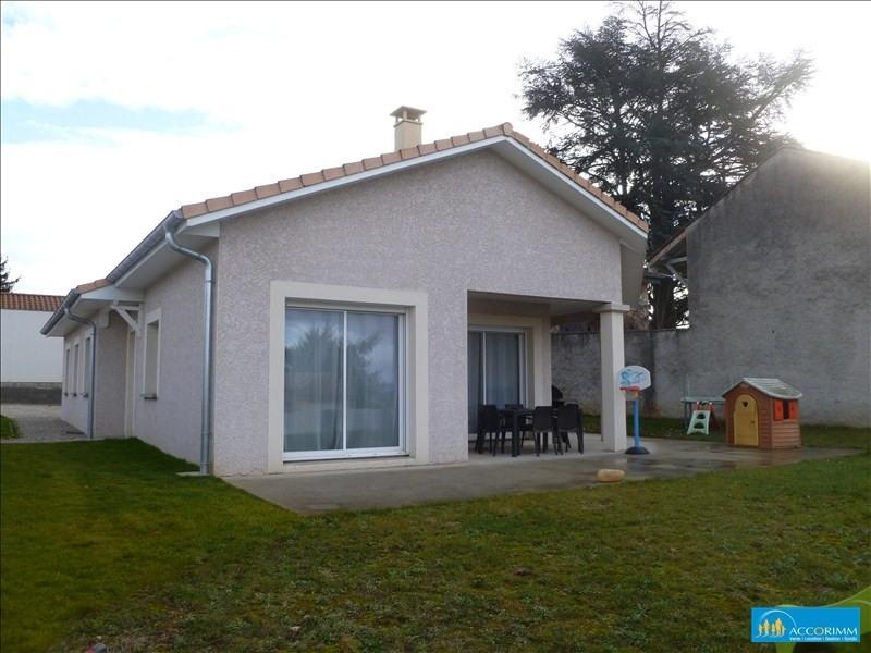 Vente maison / villa Ternay 370000€ - Photo 2