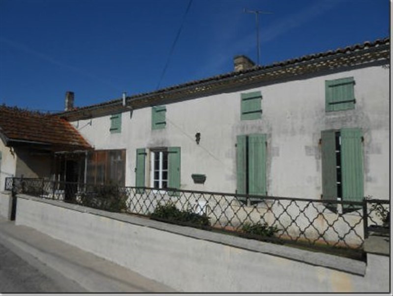 Sale house / villa St pierre de juillers 54 500€ - Picture 10