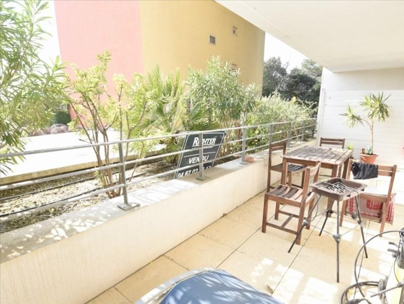 Vendita appartamento Montpellier 235000€ - Fotografia 1