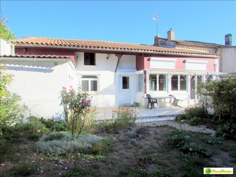 Sale house / villa Aigre 76000€ - Picture 1