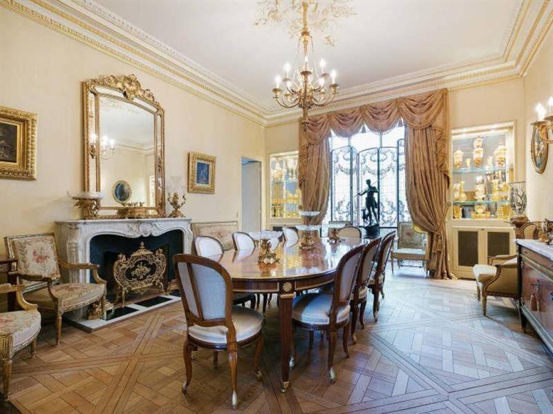 Immobile residenziali di prestigio appartamento Paris 16ème 4500000€ - Fotografia 3