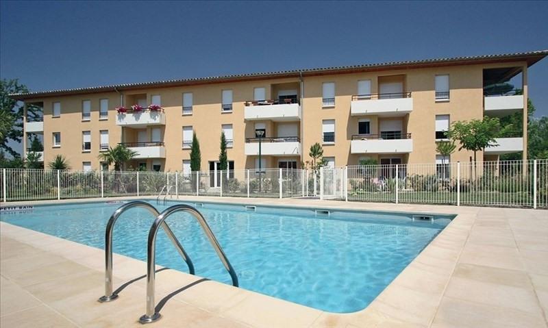 Vente appartement L isle sur la sorgue 117700€ - Photo 1