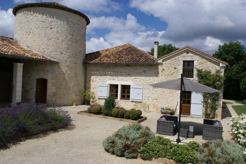 Vente maison / villa Mareuil en perigord 598500€ - Photo 3