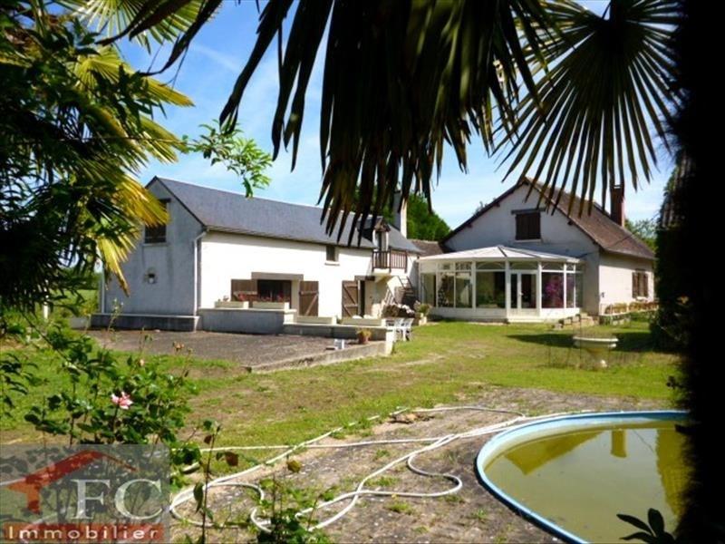 Vente maison / villa Montoire sur le loir 325000€ - Photo 1