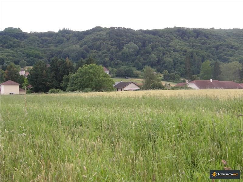 Vente terrain Vignieu 75 000€ - Photo 1