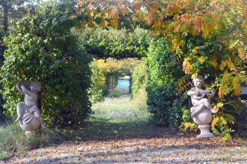 Verkauf von luxusobjekt haus Saint-paul-en-forêt 1200000€ - Fotografie 15