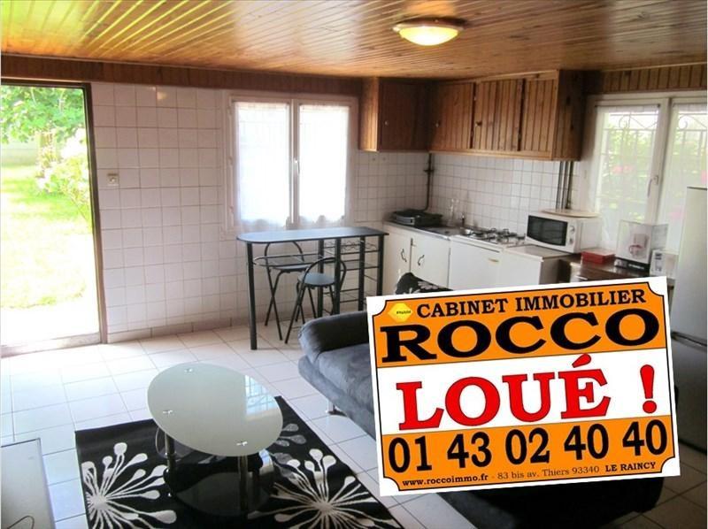 Rental apartment Chelles 650€ +CH - Picture 1
