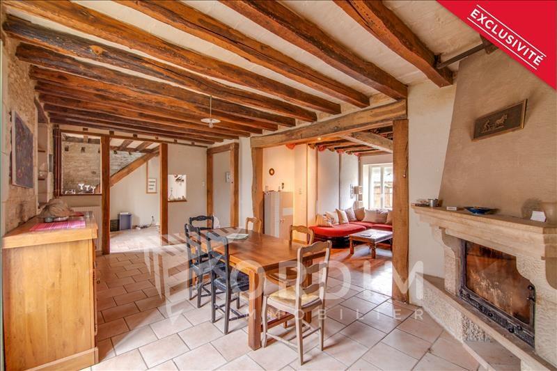 Vente maison / villa Courson les carrieres 152600€ - Photo 1