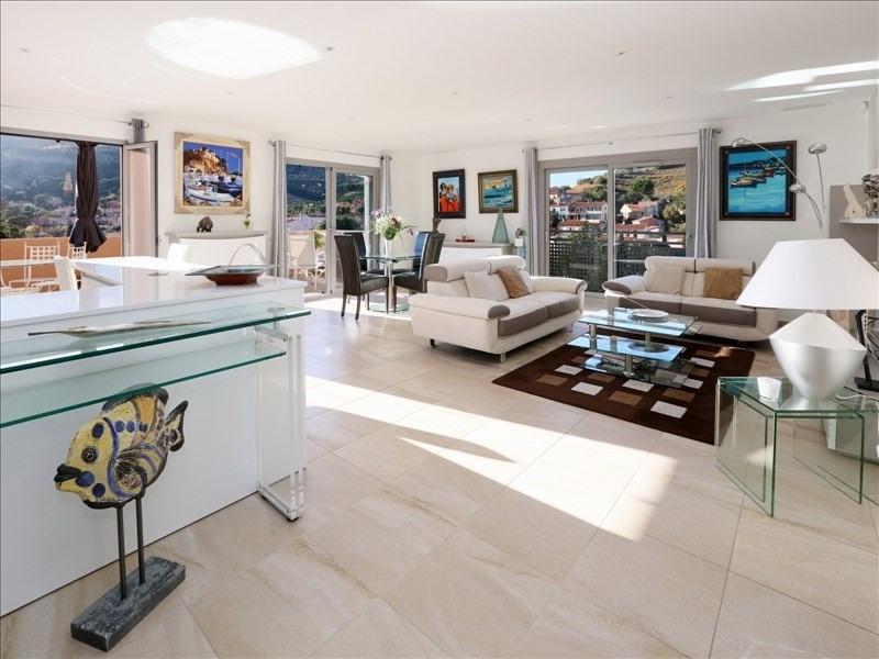 Vente de prestige appartement Collioure 483000€ - Photo 1