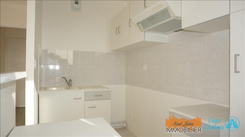 Sale apartment Caen 49900€ - Picture 3