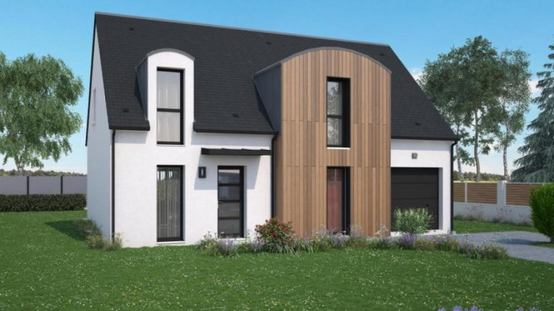 Maison  5 pièces + Terrain 640 m² Coulaines par maisons ericlor