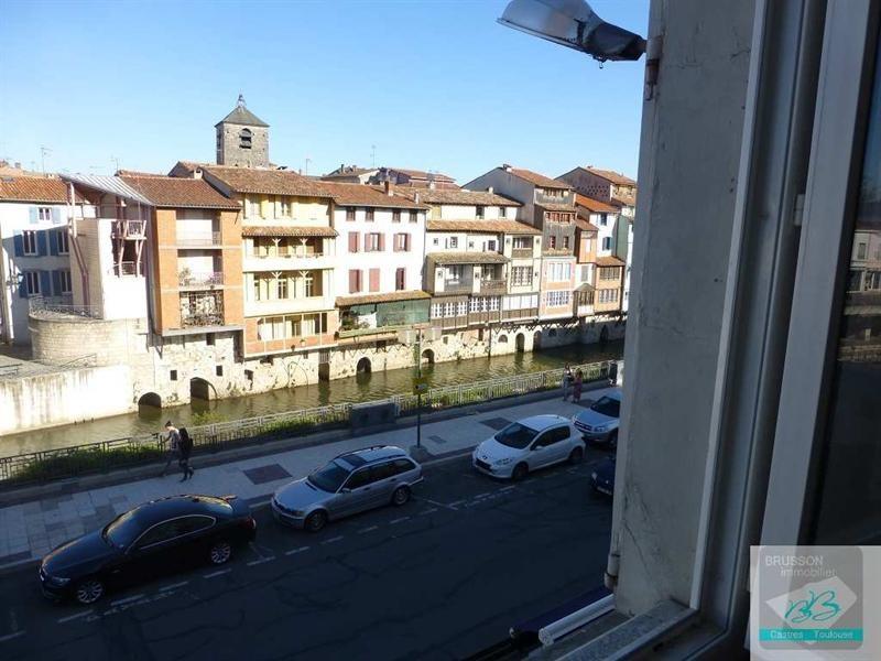 Rental apartment Castres 380€ CC - Picture 2