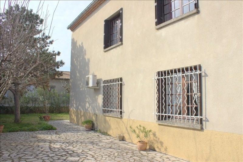 Vente maison / villa Le pontet 310000€ - Photo 1