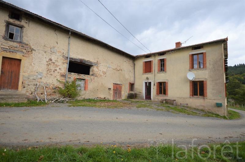 Vente maison / villa Beaujeu 89000€ - Photo 1