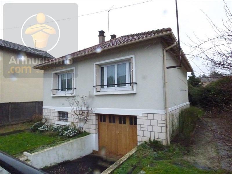 Vente maison / villa Gournay sur marne 286000€ - Photo 4