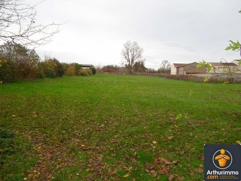 Sale site Aulnay 32700€ - Picture 1