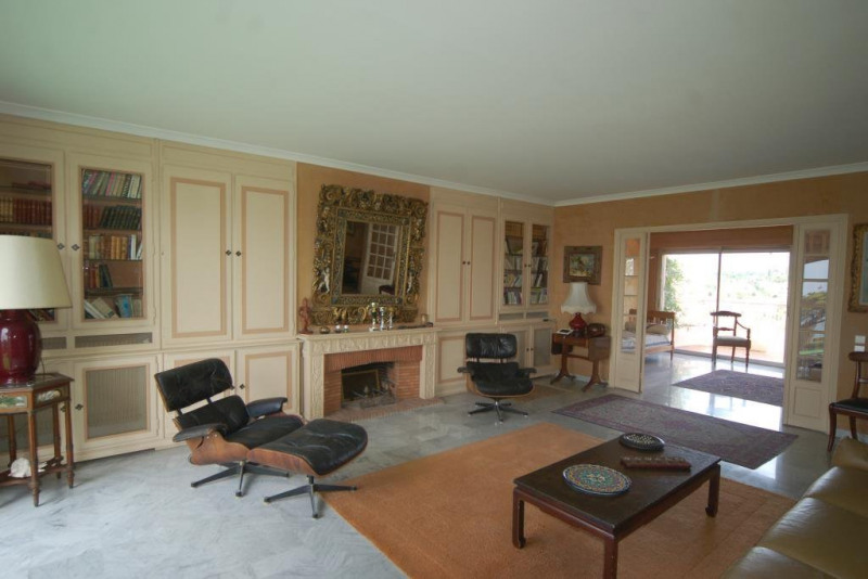 Deluxe sale apartment Juan-les-pins 1 360 000€ - Picture 3