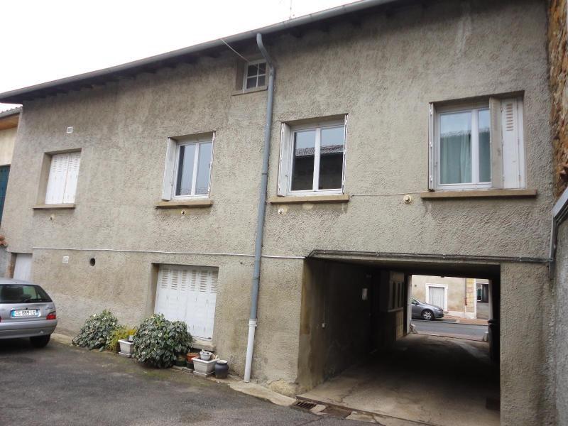 Location appartement La tour de salvagny 506€ CC - Photo 1