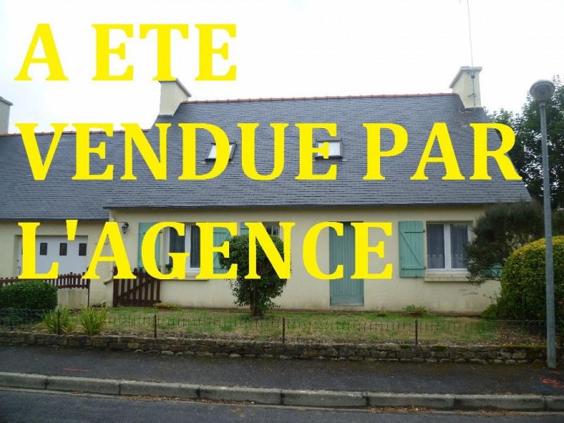 Sale house / villa Ploneour lanvern  - Picture 1