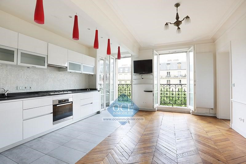 Sale apartment Paris 5ème 910 000€ - Picture 2