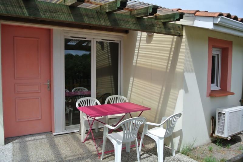 Alquiler vacaciones  apartamento Biscarrosse 250€ - Fotografía 1