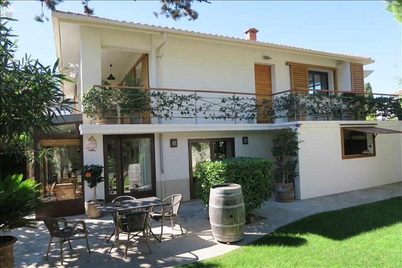 Revenda residencial de prestígio casa Castelnau le lez 667000€ - Fotografia 2
