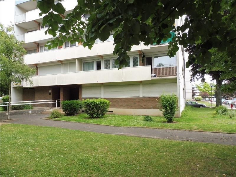 Vente appartement Villiers le bel 123000€ - Photo 1
