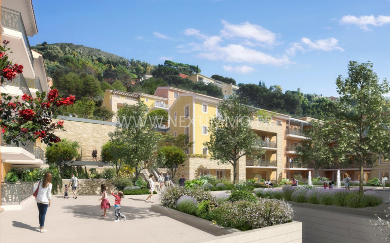 Sale apartment Menton 280 000€ - Picture 1