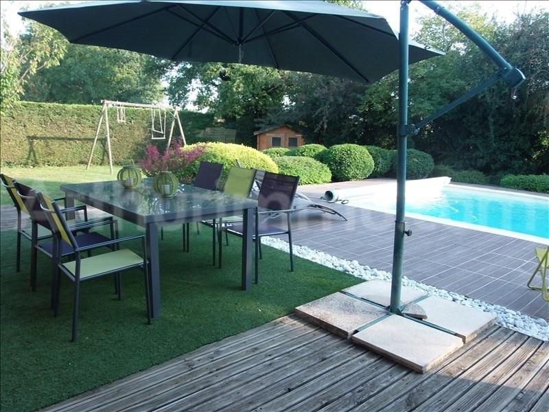 Vente maison / villa Amberieux en dombes 365000€ - Photo 4