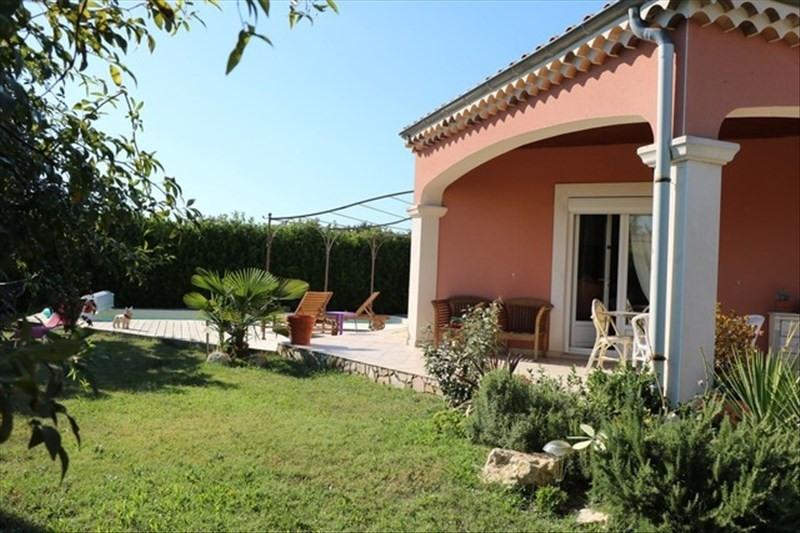 Sale house / villa Montelimar 348000€ - Picture 1