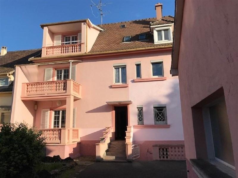 Kapitalanlag mietshaus Colmar 294500€ - Fotografie 1
