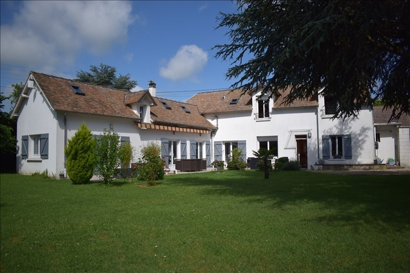 Revenda casa Jeufosse 325000€ - Fotografia 1
