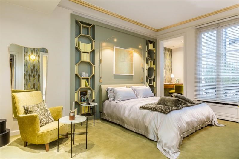 Revenda residencial de prestígio apartamento Paris 6ème 4750000€ - Fotografia 9