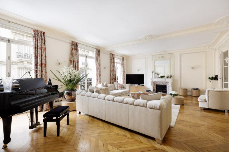 Venta de prestigio  apartamento Paris 16ème 2990000€ - Fotografía 2