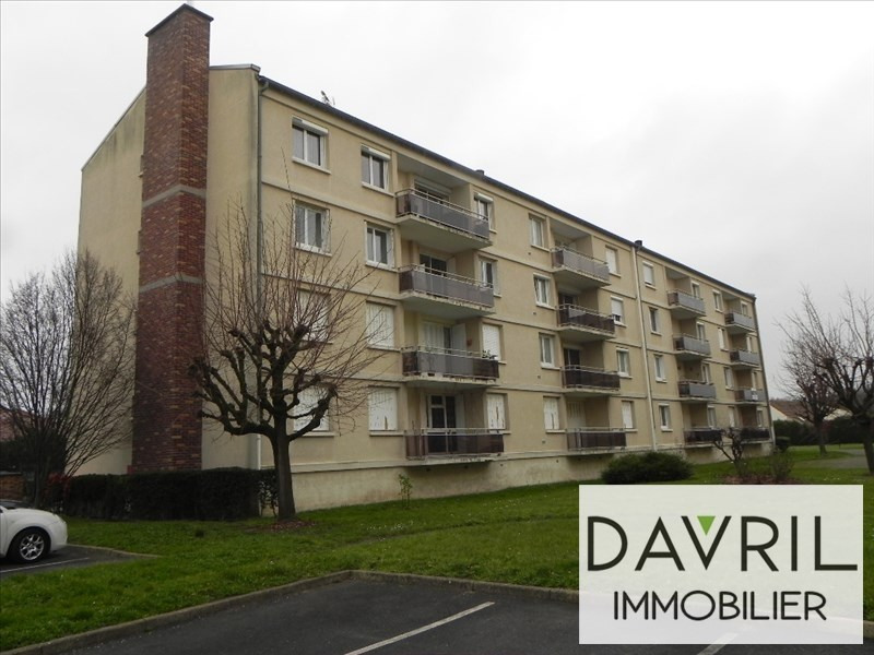 Sale apartment Conflans ste honorine 141 700€ - Picture 1
