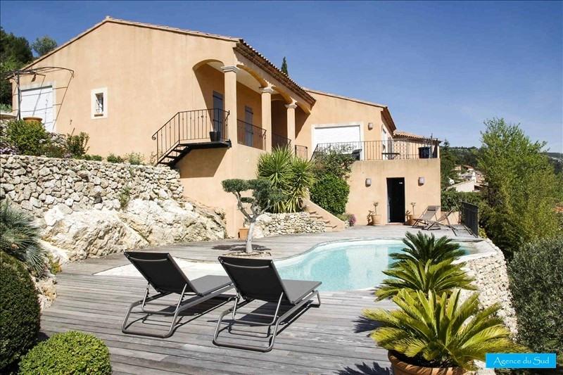 Vente de prestige maison / villa Roquevaire 735000€ - Photo 2