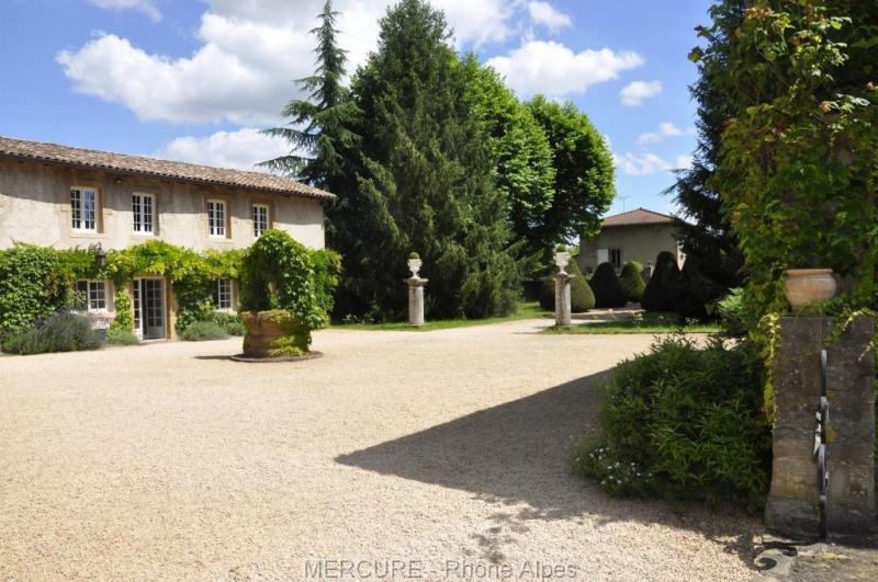 Vente de prestige château Trevoux 2550000€ - Photo 6