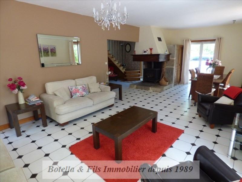 Vente maison / villa Vallon pont d arc 550000€ - Photo 4