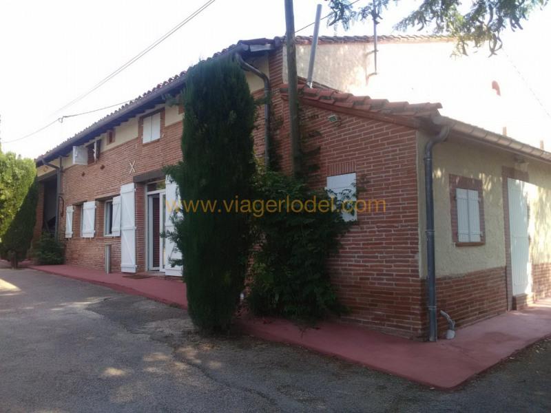 Lijfrente  huis Baziège 660000€ - Foto 20