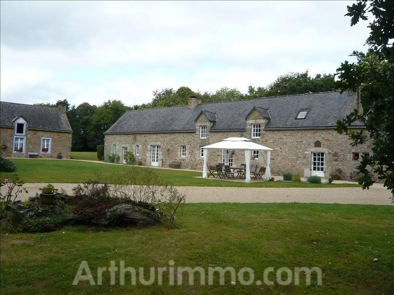 Vente maison / villa Pluvigner 468000€ - Photo 1