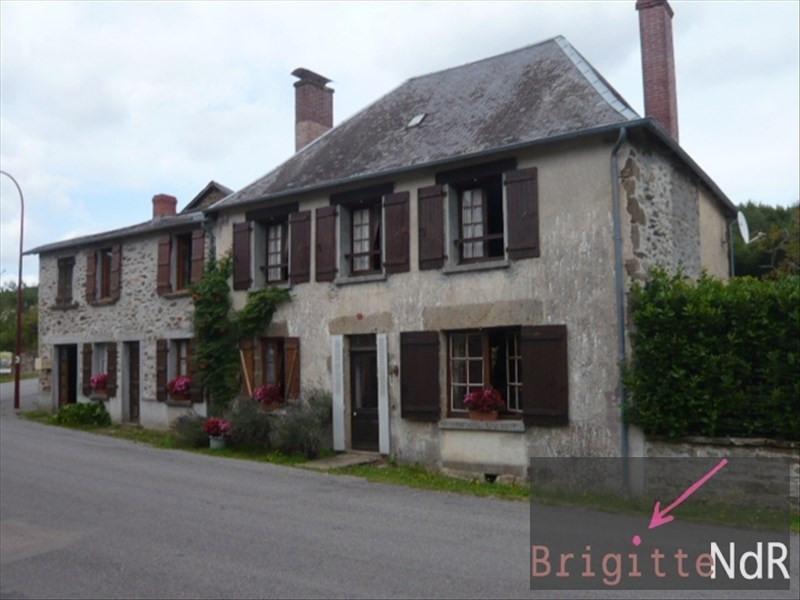 Vente maison / villa Surdoux 113000€ - Photo 1